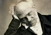 Šopenhauer, By Jacob Seib - Eberhard Mayer-Wegelin, Frühe Photographie in Frankfurt am Main 1839-1870, 1982, Nr. 10., Public Domain, https://commons.wikimedia.org/w/index.php?curid=27717817