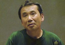 Haruki Murakami, By wakarimasita of Flickr, CC BY-SA 3.0, https://commons.wikimedia.org/w/index.php?curid=3226075