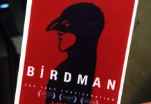 "Birdman poster, ""#영화 #버드맨 #포토티켓 #birdman #movie #cgv #phototicket #VSCOcam"" flickr photo by 모나카 https://flickr.com/photos/kiryu/16693682770 shared under a Creative Commons (BY-ND) license"