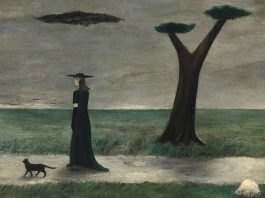 "izvor: ""Gertrude Abercrombie - The Stroll"" flickr photo by irinaraquel https://flickr.com/photos/repolco/15354085965 shared under a Creative Commons (BY) license"